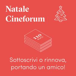 Natale Cineforum: porta un amico!