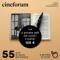 5 annate (50 numeri) di Cineforum in .pdf!