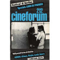 CINEFORUM 212