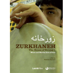 Zurkhaneh – The House of Strength