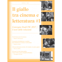[PDF] Cineforum Book/Il giallo tra cinema e letteratura