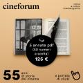 5 annate (50 numeri) di Cineforum in .pdf!